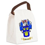 Wordman Canvas Lunch Bag
