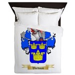 Wordman Queen Duvet