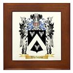 Worboyse Framed Tile