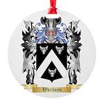 Worboys Round Ornament