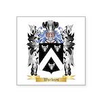 Worboys Square Sticker 3