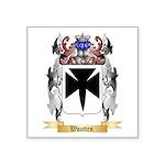 Wootten Square Sticker 3