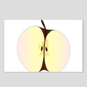 Cut Apple Postcards (Package of 8)