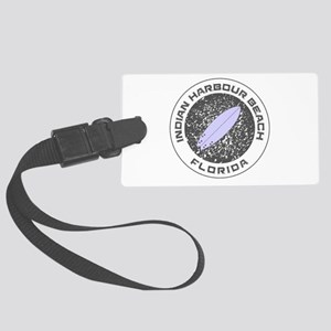 Florida - Indian Harbour Beach Large Luggage Tag