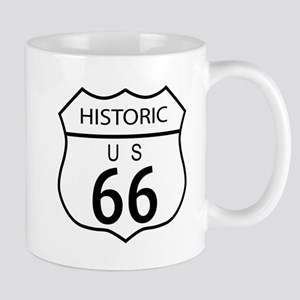 Route 66 Historic Mugs