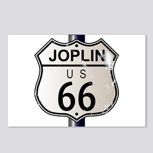 Joplin Route 66 Sign Postcards (Package of 8)