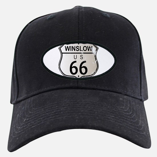 Winslow Route 66 Sign Baseball Hat