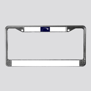 Bright Star License Plate Frame