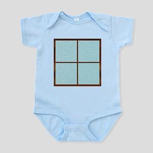 Bathroom Window Body Suit