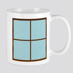 Bathroom Window Mugs
