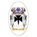 Wooton Sticker (Oval 50 pk)