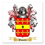 Wooster Square Car Magnet 3
