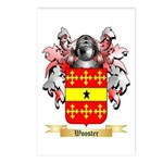 Wooster Postcards (Package of 8)