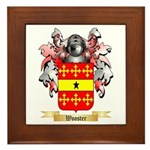Wooster Framed Tile