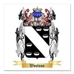 Woolson Square Car Magnet 3