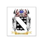 Woolson Square Sticker 3