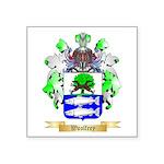 Woolfrey Square Sticker 3