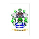 Woolfrey Sticker (Rectangle)