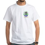 Woolfe White T-Shirt