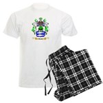 Woolfe Men's Light Pajamas