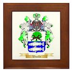 Woolfe Framed Tile