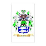 Woolf Sticker (Rectangle)
