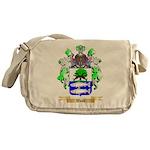 Woolf Messenger Bag