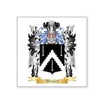Wooley Square Sticker 3