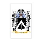Wooley Sticker (Rectangle)