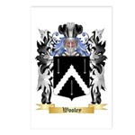 Wooley Postcards (Package of 8)