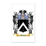 Wooley 20x12 Wall Decal