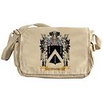 Wooley Messenger Bag