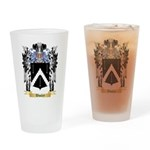 Wooley Drinking Glass