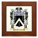 Wooley Framed Tile