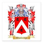Wooldridge Square Car Magnet 3