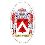 Wooldridge Sticker (Oval)