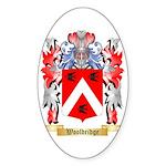 Wooldridge Sticker (Oval 50 pk)