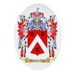 Wooldridge Oval Ornament