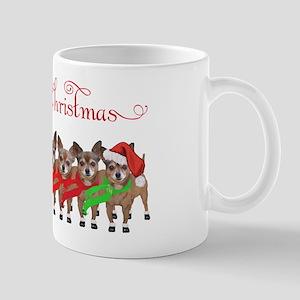 Christmas Chihuahuas Mug