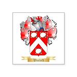 Woolard Square Sticker 3