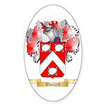 Woolard Sticker (Oval 10 pk)