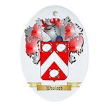 Woolard Oval Ornament