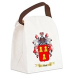 Wool Canvas Lunch Bag