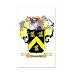 Woofenden 20x12 Wall Decal