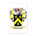 Woofenden 35x21 Wall Decal