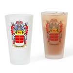 Woodwards Drinking Glass