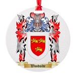 Woodside Round Ornament