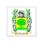 Woods Square Sticker 3