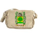 Woods Messenger Bag