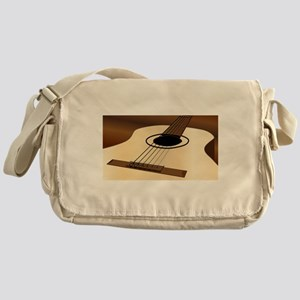Flamenco Guitar Messenger Bag
